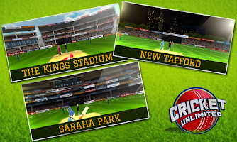 Screenshot of Cricket Unlimited