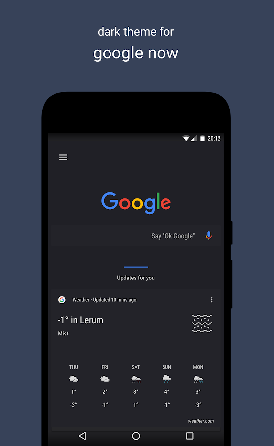 A Swift Dark Substratum Theme Screenshot 7