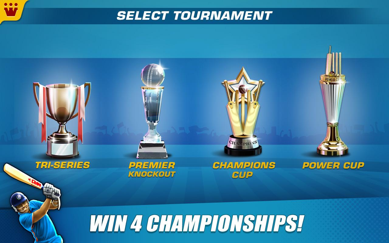 Power Cricket T20 Cup 2016 Screenshot 5