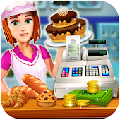 Game Ice Cream && Cake Cash Register APK for Kindle