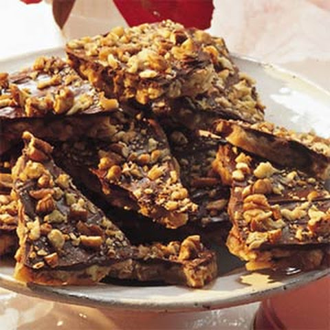 Heather's Toasted Pecan Toffee Recipes — Dishmaps