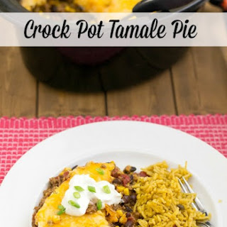 Crock Pot Tamale Pie
