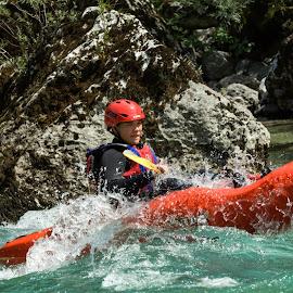 Soča rider by Iztok Urh - Sports & Fitness Watersports