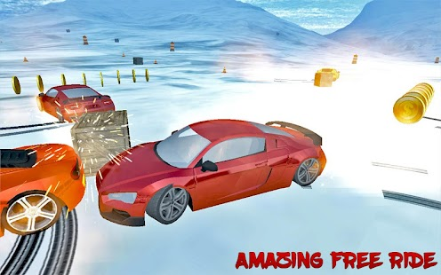 Snowy Fun & Drift - screenshot
