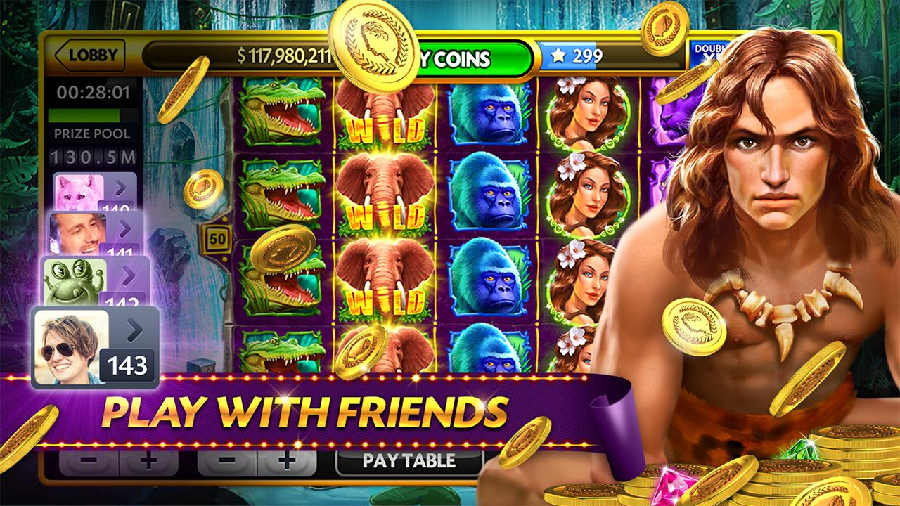 Caesars Slots Spin Casino Game Screenshot 7