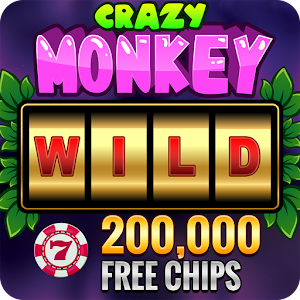 Crazy Monkey VIP Slot Machine For PC / Windows 7/8/10 / Mac – Free Download