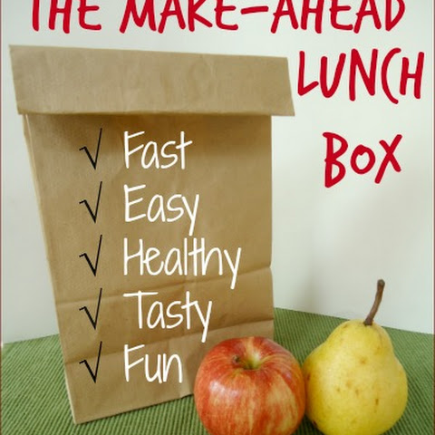Barbecue Beef and Cheese Hot Pockets ~ The Make-Ahead Lunch Box