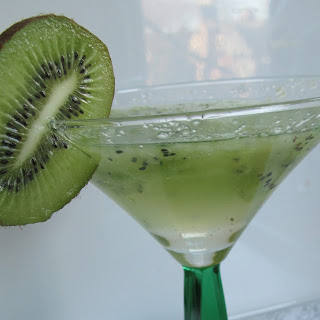 Kiwi Fruit Cocktail Recipes