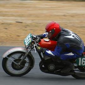 Speed by Shane Cassidy - Transportation Motorcycles ( motor sports, motorcycle racing, speed, racing, motorcycle )