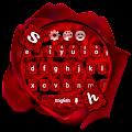 Free Rose Love Petal Keyboard Theme APK for Windows 8