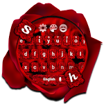 Rose Love Petal Keyboard Theme Icon