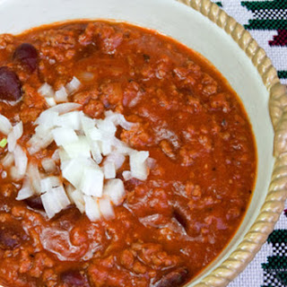 Slow Cooker Momma's Roadhouse Chili