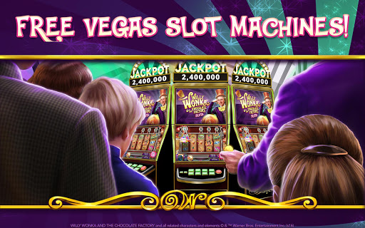 Willy Wonka Slots Free Casino screenshot 11