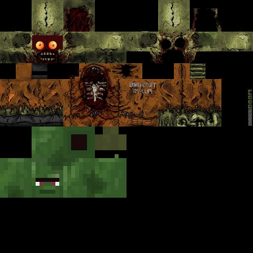 zombie | Nova Skin
