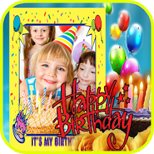 Birthday Wishes Frame Cards