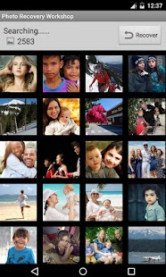 App Photo Recovery Workshop APK for Windows Phone