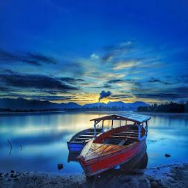 by Boyke Budiman Sumantri - Transportation Boats