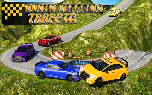 Taxi Driver 3D : Hill Station screenshot 10
