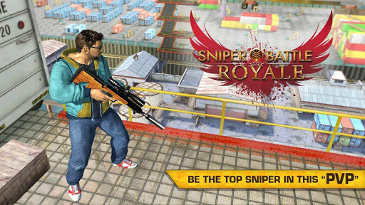 Sniper Royale For PC