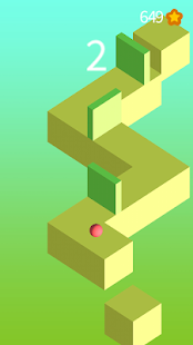 Game Color ZigZag Switch - screenshot