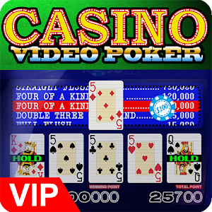 Casino Video Poker Deluxe VIP For PC