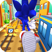 Subway Sonic Surf Run For PC (Windows And Mac)