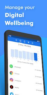 ActionDash: Digital Wellbeing & Screen Time helper