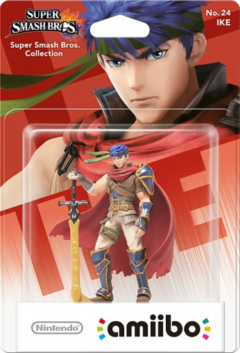 Ike packaged (thumbnail) - Super Smash Bros. series