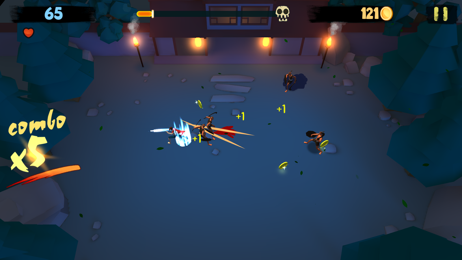 Sword of Justice: hack & slash Screenshot 2