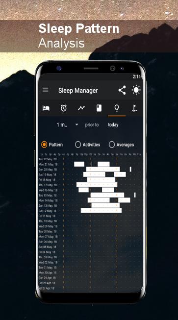 PrimeNap Pro: Sleep Tracker and Smart Alarm Screenshot 3