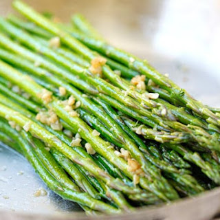 Sauteed Asparagus With Butter And Garlic Recipes