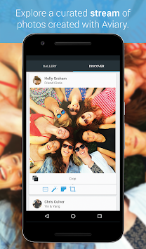 Photo Editor By Aviary APK screenshot thumbnail 6