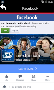 Mex FM - screenshot