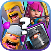 24.  Guess the CR Card - Guessing & Trivia Royale