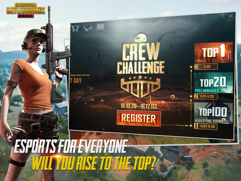 PUBG MOBILE Screenshot 16