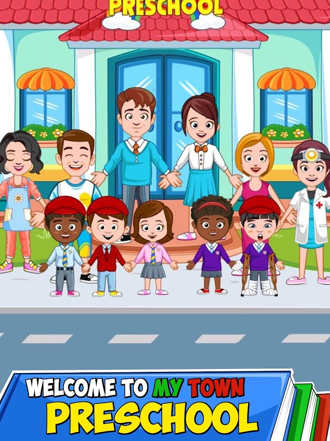 My Town : Preschool Screenshot