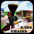 Game Kids Train Sim APK for Kindle