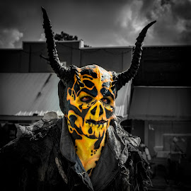 by Judy Rosanno - Public Holidays Halloween ( smithville photo festival, october 2017,  )