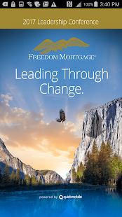 Freedom Mortgage Leadership Business app for Android Preview 1