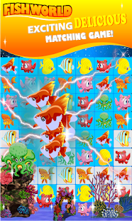 Fish World Garden 2 Legend - screenshot