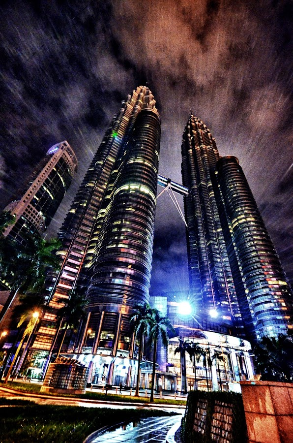 other side of KLCC by Rick Malambri - Buildings & Architecture Other Exteriors