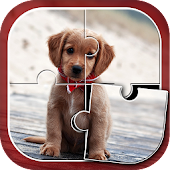 Free Cute Pets Jigsaw Puzzles APK for Windows 8
