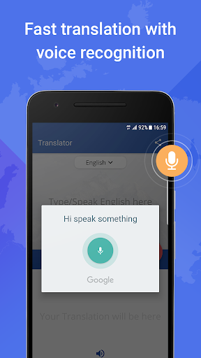 Translate NOW - best voice translator app For PC