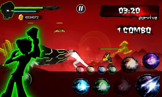 Game Ultimate Alien Bentenny Upgrade 10x Transform apk for kindle fire