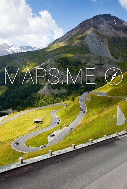 MAPS.ME - GPS Navigation & Map screenshots
