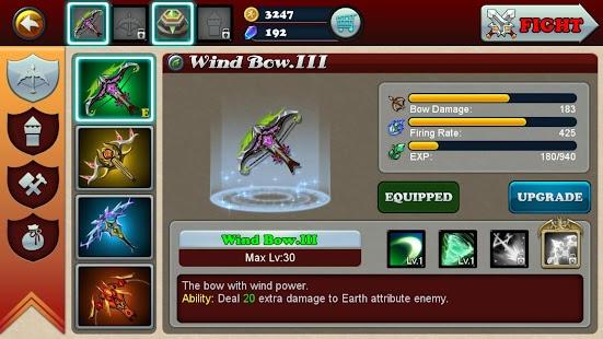 Defender III apk screenshot