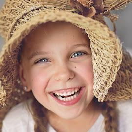 Smile from your heart by Lucia STA - Babies & Children Children Candids