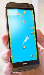 Candy Bird Spikes - screenshot