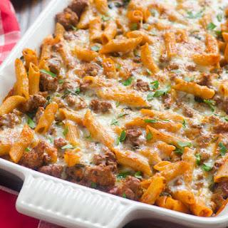Low Fat Turkey Pasta Bake Recipes