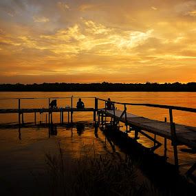 Kuala Belait, Brunei DS by Mohamad Hafizuddin - Landscapes Sunsets & Sunrises